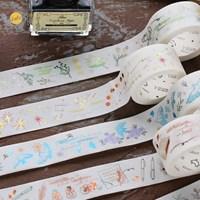 [cardlover] Old Poetry Masking Tape 6종