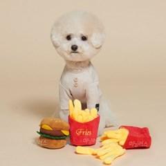 Hamburger&French fries