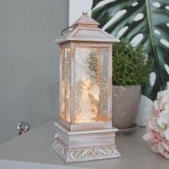 비둘기천사 LED 랜턴 워터볼 오르골_(1922248)