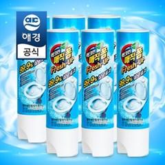 퀵크린 매직폼 6P/화장실청소/세면대/변기클리너