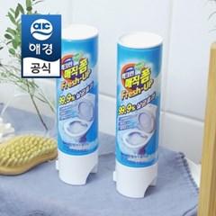 퀵크린 매직폼 3P/화장실청소/세면대/변기클리너