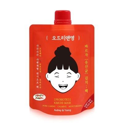 [오드리앤영] 바르자 유산균 김치 팩 150ml
