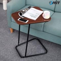 OMT 원목 거실 사이드 보조 테이블 4color_(1523459)