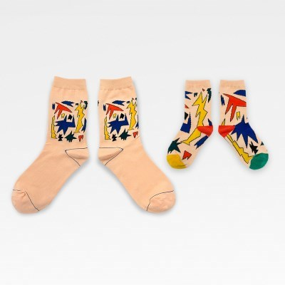 Family Set Socks (Adult+Kids) - My Ears Are Ringing