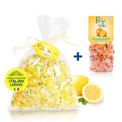 포지타노 캔디 레몬1kg+오렌지200g