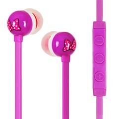 [HICKIES] 디즈니 컨트롤톡 이어폰 I LOVE MINNIE2_(1183591)