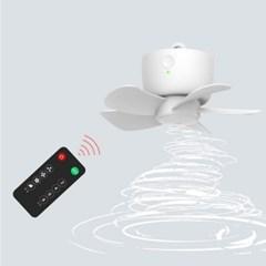USB 리모콘형 무선 타프팬 선풍기_(147633)