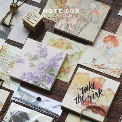 [NOTEFOR] the old dream notes_메모 6종