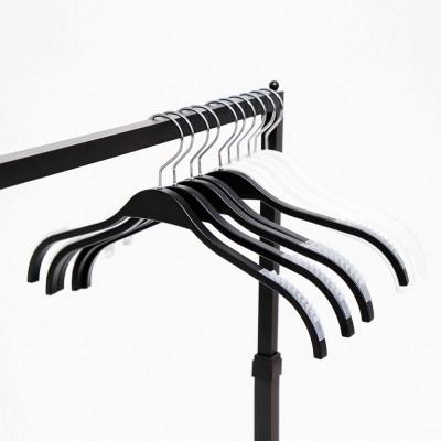 미끄럼방지 논슬립 패드 실리콘 플라스틱옷걸이 낱개