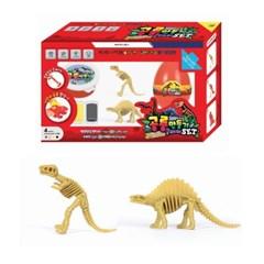 7000 공룡만들기 클레이 레드SET (티라노사우루스, 스피_(2890229)
