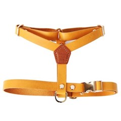 CLASSIC SUSPENDER HARNESS HONEY YELLOW