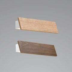 LED 벽등 카멜 우드 1등 직부등_(1846777)