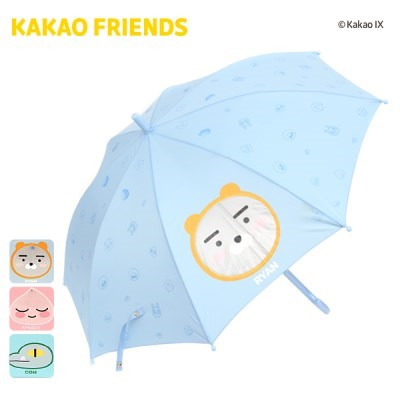 카카오프렌즈 자동장우산 [55페이스-10027]