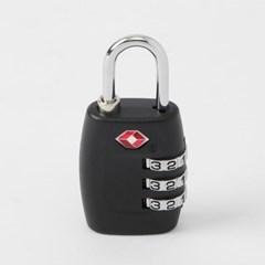 심플락 3자리 TSA 자물쇠 여행 캐리어자물쇠