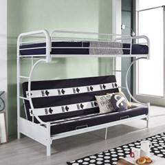 레오 소파 이층 침대 (매트리스 선택 가능)