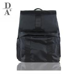 드로마 폴스백 베이비 기저귀가방 백팩(블랙)_(1180805)