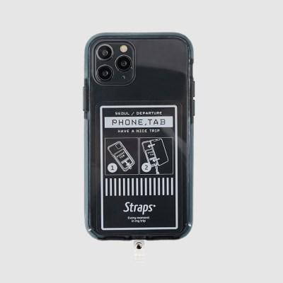 폰 탭 클리어 아이폰 11 시리즈 케이스_(1847224)