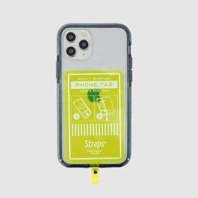 폰 탭 그린 아이폰 11 시리즈 케이스_(1847223)