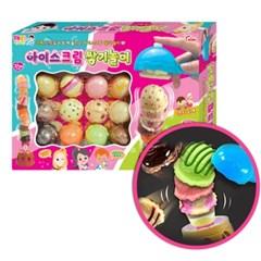 캐리 아이스크림 쌓기놀이 보드게임_(2083824)