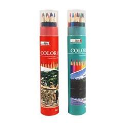 3000 12색원통목색연필세트(SP)