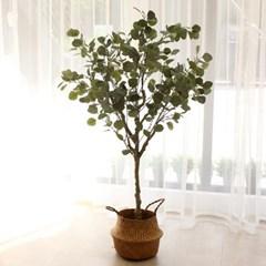 유칼립투스 나무 조화 140cm
