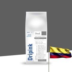 드립핑크 갓볶은 콜롬비아 디카페인 원두커피 1kg_(241813)