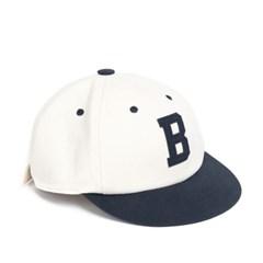VIN BASEBALL CAP (ivory)