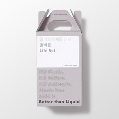 [동구밭] 올바른라이프 비누선물세트