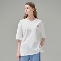 [restFULL] TSH 티셔츠 : 화이트