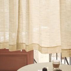 마벨 내추럴 린넨st 창문형 긴창형 커튼
