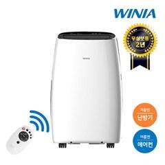 위니아 이동식 에어컨 냉난방겸용 단독제습 MPP07CAWH
