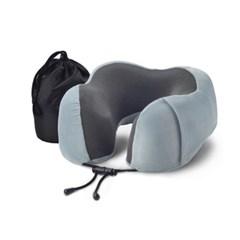 목이 편한 말랑 여행용 기내용 메모리폼 목베개