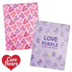 [Care Bears] 케어베어 스팽글 파일 홀더 A4