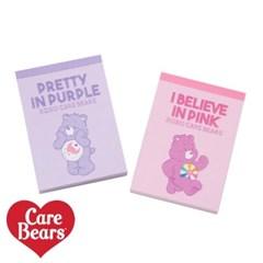 [Care Bears] 케어베어 메모 미니