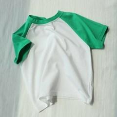 크) 셀럽코튼나그랑 아동 티셔츠-주니어까지