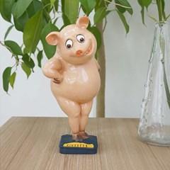 다이어트 핑크 돼지