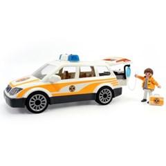 플레이모빌 응급차와 대원 70050