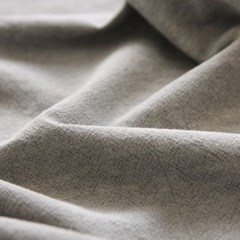[Fabric] Pigment Solid Cotton Gray (피그먼트 그레이)