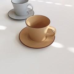 카네수즈 크림 홈카페 컵소서 (185ml)