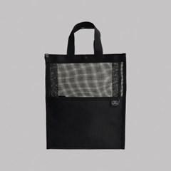 MESH BAG (BLACK)