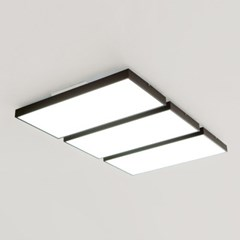 플레인 슬림 LED 거실등 180W(2+2+2)