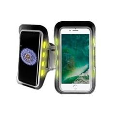 모락 LED 암밴드 스마트폰 핸드폰 아이폰 갤럭시