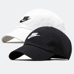 나이키 워시드 퓨추라 볼캡 모자(2컬러)