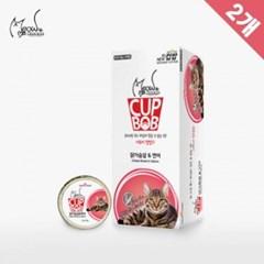 미요미 컵밥 - 닭가슴살과 연어 6개입 x 2개 (n)