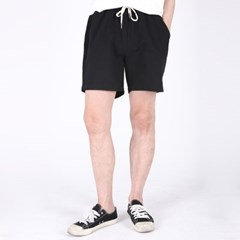(UNISEX)M Color Shorts(BLACK)