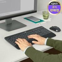 로지텍 코리아 MK545 무선 키보드 마우스 Set