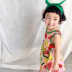 꽁)와이어리본 아동 머리띠