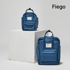 [피에고] 클래식 백팩 기저귀가방 (네이비)_(130695)