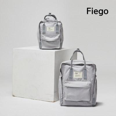 [피에고] 클래식 백팩 기저귀가방 (그레이)_(130694)