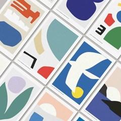 KOKIKOKI POST CARD 코키코키 디자인 엽서